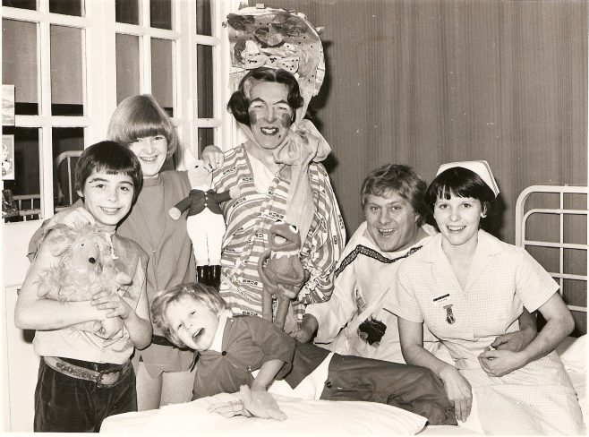 Harlow Wood Pantomime - December 1977