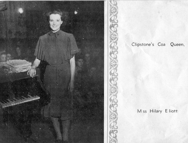Clipstone Colliery 1947 - Vesting Day  Celebrations