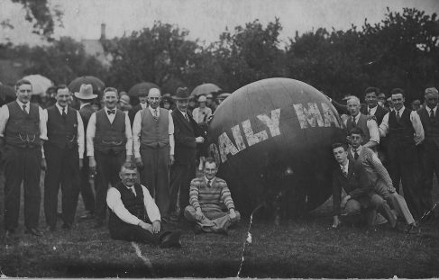 Daily Mail Ball Game ?Titchfield Park