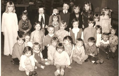 Church and School Memories from the 1970's