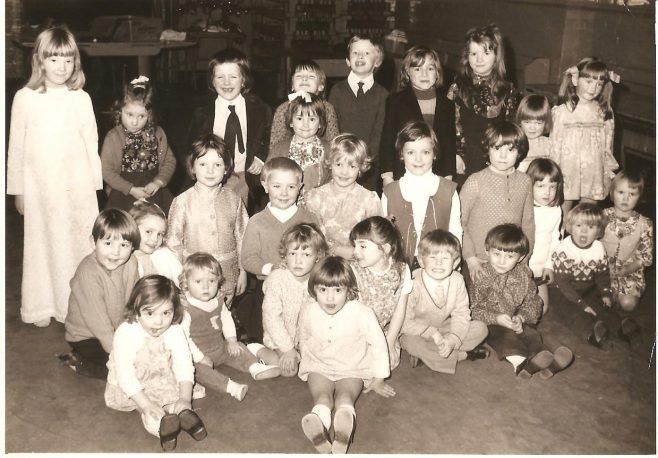 St Barnabas Church Pleasley approx 1972 | S Dutton