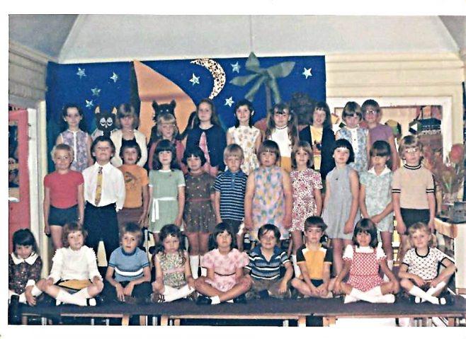 Carter Lane First School Mansfield approx 1976 | S Dutton