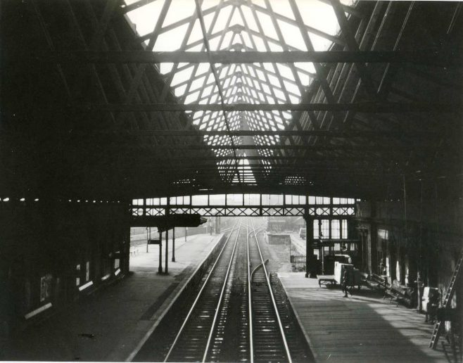 Mansfield Town Station