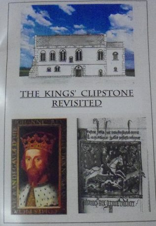 The Kings' Clipstone Revisited
