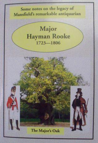 Major Hayman Rooke 1723 - 1806