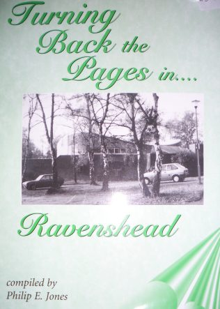 Turning Back the Pages in Ravenshead