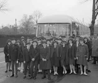 School trip to Holland 1965 | Chad 11068