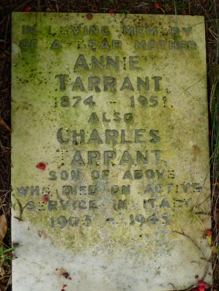 Charles Tarrant