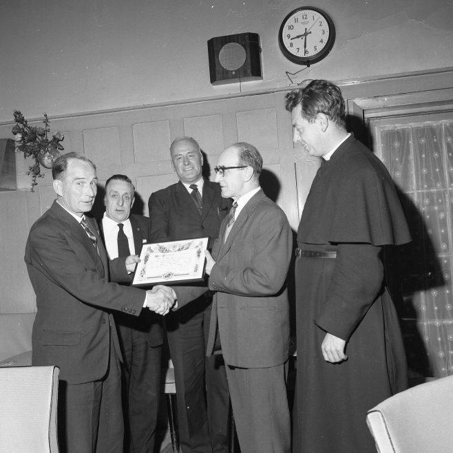 Forest Town - British Legion Presentation 1965 | CHAD 13676