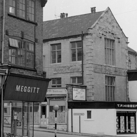 Bottom of Station Street | Mansfield Chad