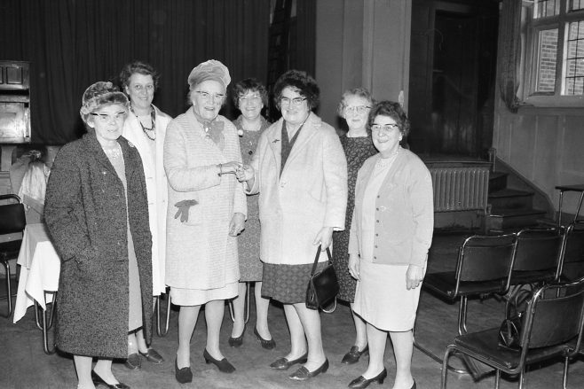 Forest Town - British Legion Ladies Meeting 1971 | CHAD 1590 -23