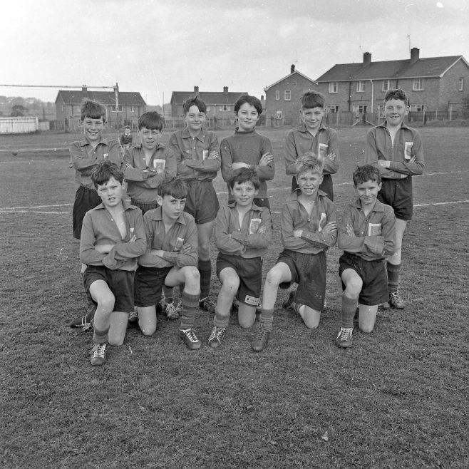 Samuel Barlow Juniors 1966 | CHAD 16361