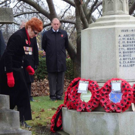 Forest Town Remembers