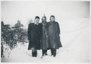 Brick Kiln Lane  and 1947 Snows