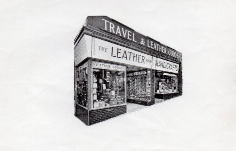 The Leather Shop & Packer Sports