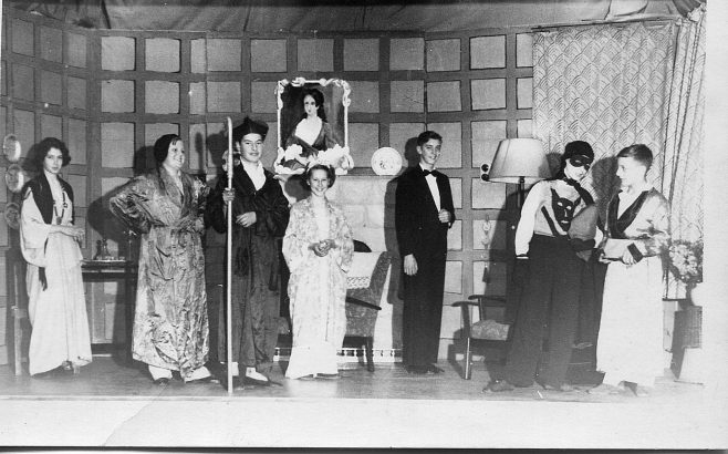 1953 Junior Play