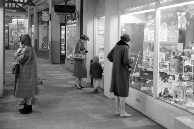 Handley Arcade 1961/62 | Mansfield Chad