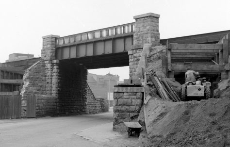 Bridge Widening 1963