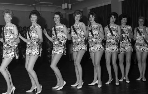 Mansfield GPO Telephonists Cabaret 1963