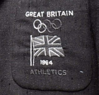 Johns Blazer Badge