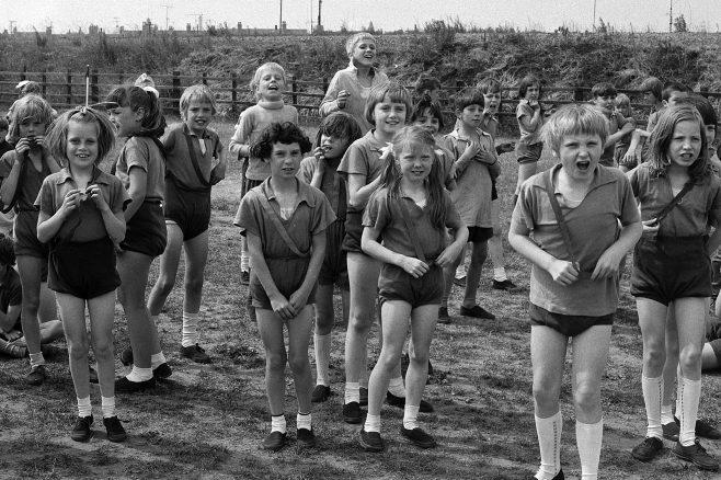 Newgate Lane School Sports Day 1970 | Mansfield Chad