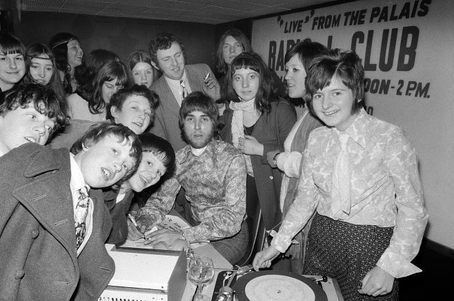 Radio 1 Club at the Palais 1970 | Mansfield Chad