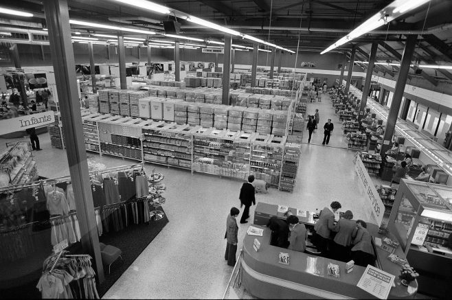 Tesco, Oak Tree Lane 1980 | Mansfield Chad