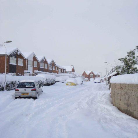 Elmhurst Road | P Marples