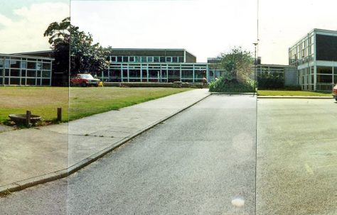 Sherwood Hall School for Boys.
