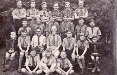 1st Clipstone Scouts c.1950