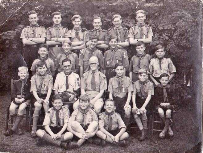 1st Clipstone Scoult Group