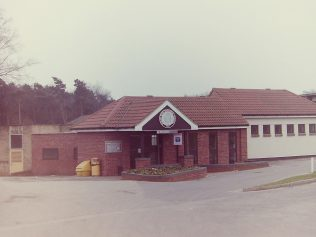 Harlow Wood c1995 shortly after closure. | Carolyn Harris - Copyright
