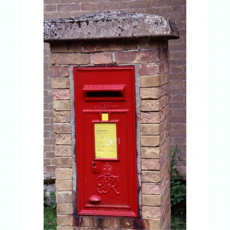 King George VI Wall Box | Malcolm Marples