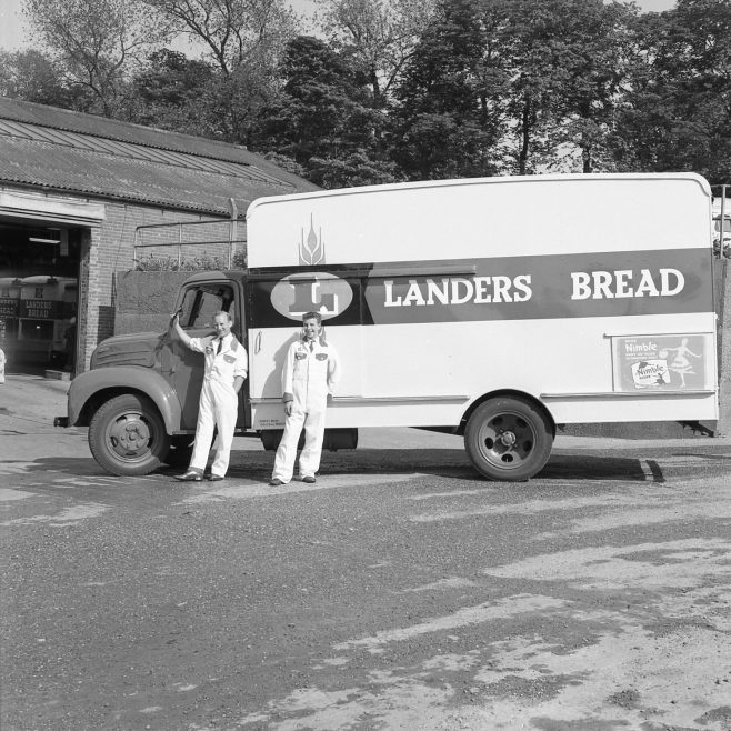 Landers Van 1963 | CHAD 2631