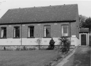 Methodist Church Forest Town circa 1992 | P Marples