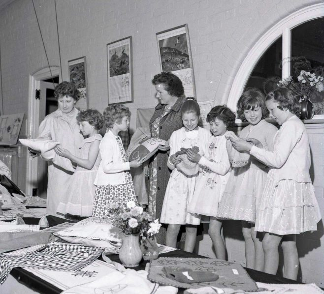 No 2 Broomhill School Open Day 1963 | CHAD 3121