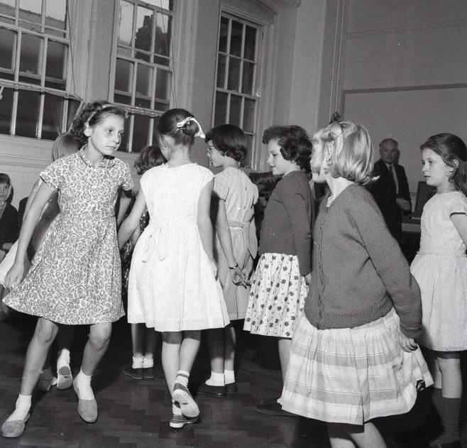 No 4 Broomhill School Open Day 1963   Chad 3123