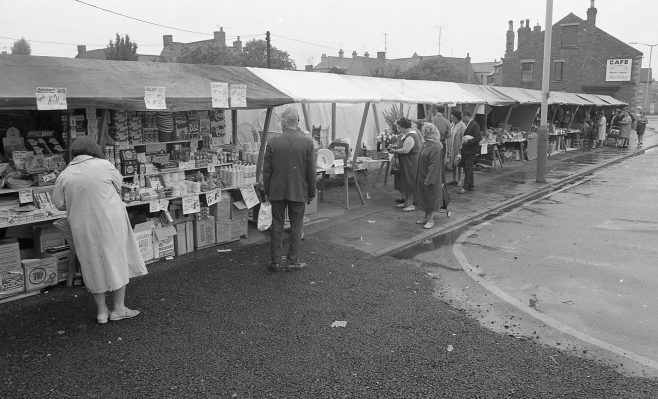 Mansfield Woodhouse Market | CHAD 33216 10