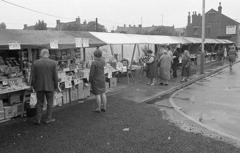 Mansfield Woodhouse Market
