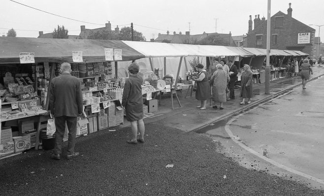 Mansfield Woodhouse Market | CHAD 33216 11