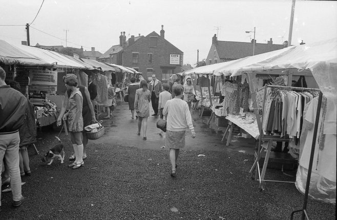 Mansfield Woodhouse Market | CHAD 33217 14