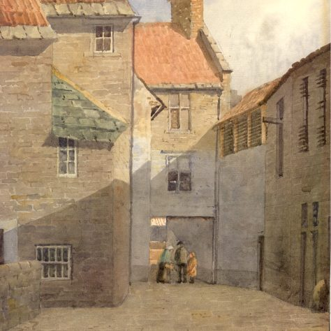 Old Eight Bells Yard, Church Street