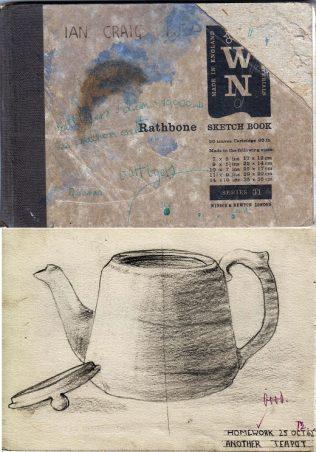 1960s sketchbook | ian craig
