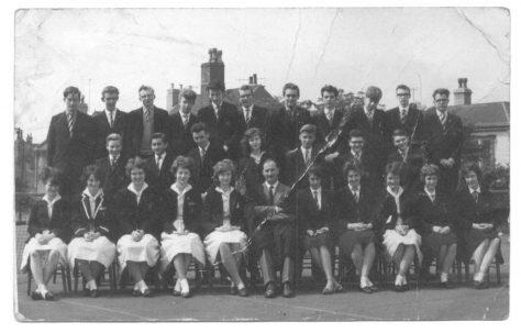 Brunts 1957/58/62