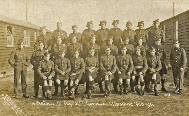 Clipstone Camp - Mansfield - Scotland | Private collection