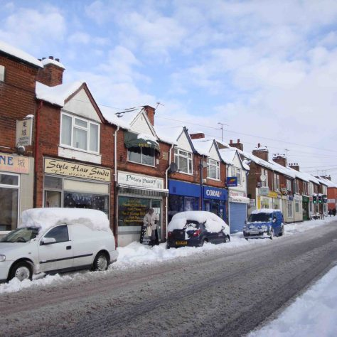 The Shops on Clipstone Road West | P Marples