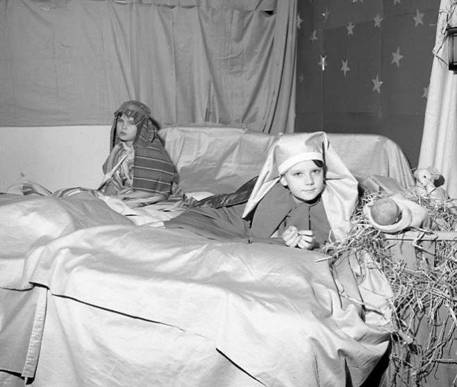 Joseph & Mary - 1964 | CHAD 9381