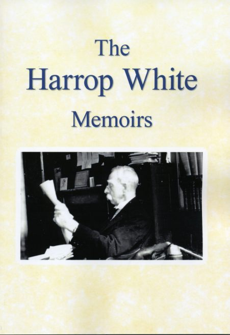 Memoirs of Harrop White