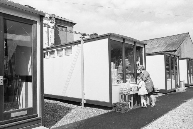 Temporary Shops 1971 | Chad +171 04