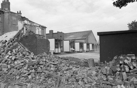 Temporary Shops 1971